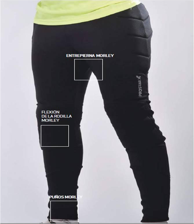 Pantalon De Arquero Nino Prostar Flexipant Gk Tech Todo Porteros